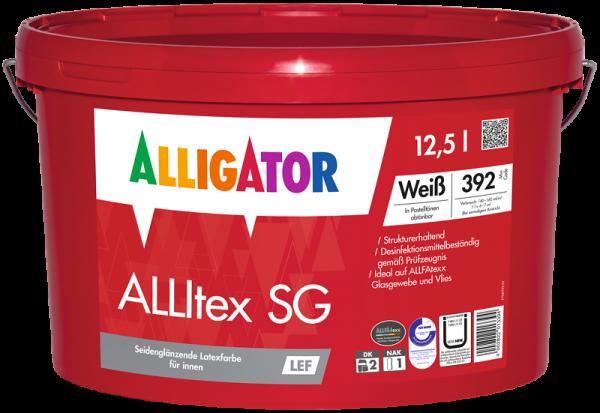 Alligator ALLItex SG LEF Weiß
