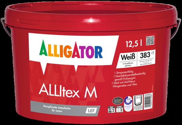 Alligator ALLItex M LEF Weiß