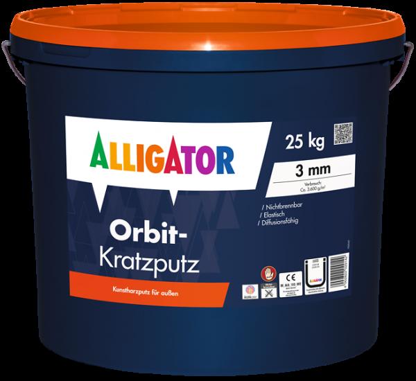 Alligator Orbit-Kratzputz 1,5 mm