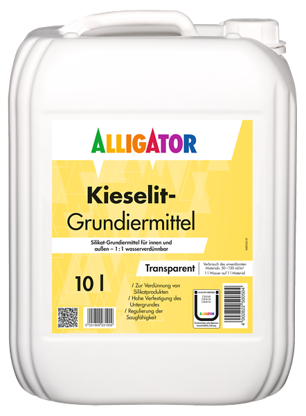 Alligator Kieselit-Grundiermittel