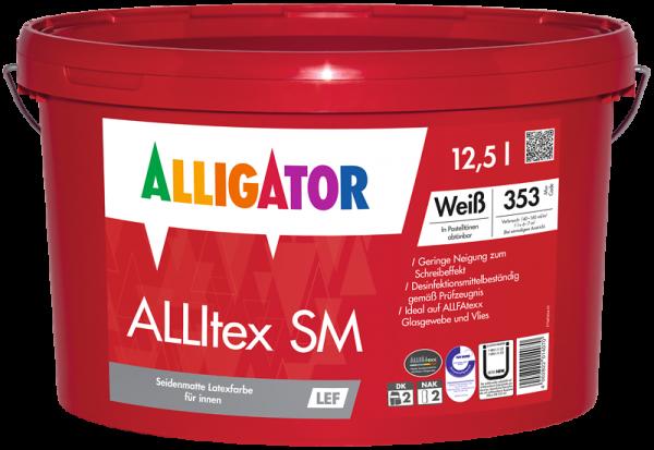 Alligator ALLItex SM LEF Weiß