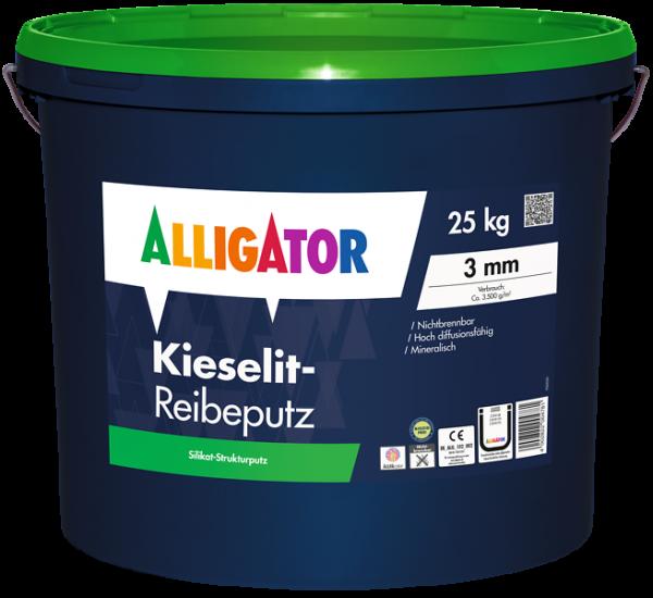 Alligator Kieselit-Reibeputz 2 mm