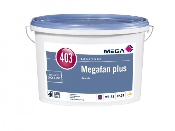 MEGA 403 Megafan plus