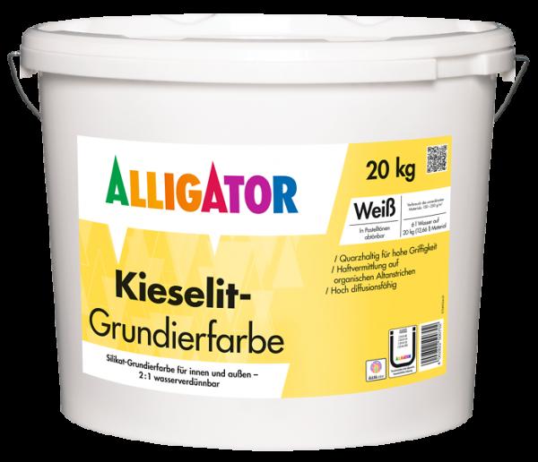 Alligator Kieselit-Grundierfarbe