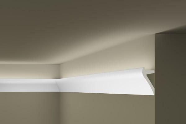 Lichtleiste IL2 ARSTYL® für indirekte Beleuchtung Stuckleiste