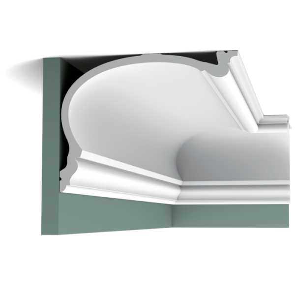 Stuckleiste C343 HERITAGE XL ORAC DECOR Purotouch / LUXXUS