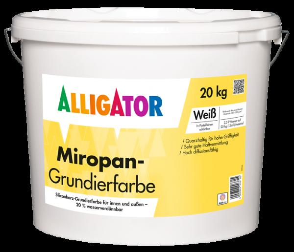 Alligator Miropan-Grundierfarbe