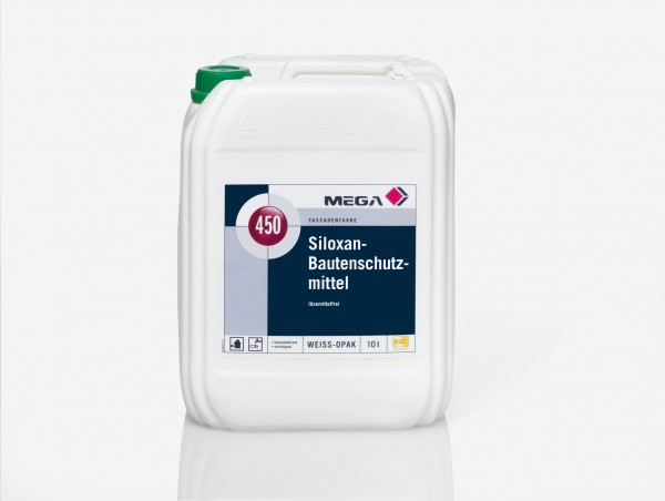 MEGA 450 Siloxan Bautenschutzmittel