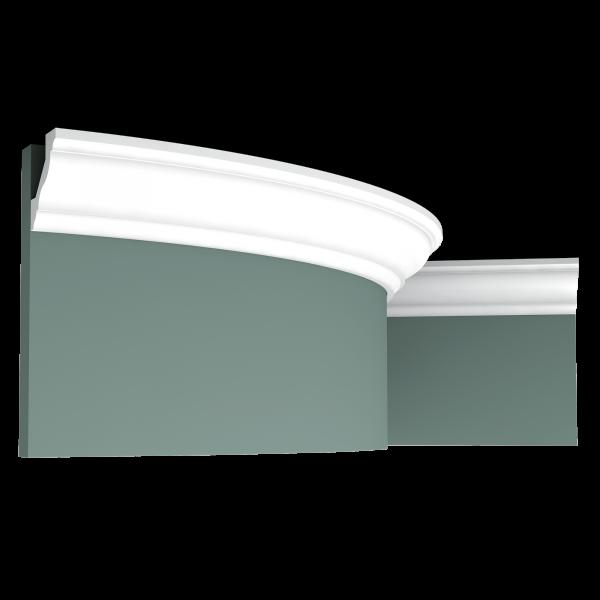Stuckleiste CX110F ORAC DECOR Duropolymer / AXXENT