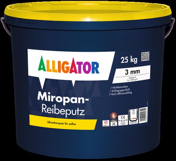 Alligator Miropan-Reibeputz 2 mm