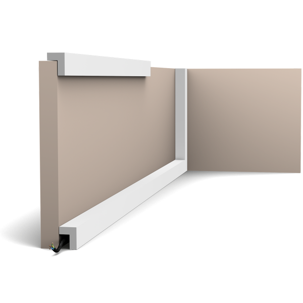Wandleiste PX164 ORAC DECOR Stuckleiste DUROPOLYMER / AXXENT