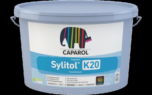 Capatect Sylitol Fassadenputz