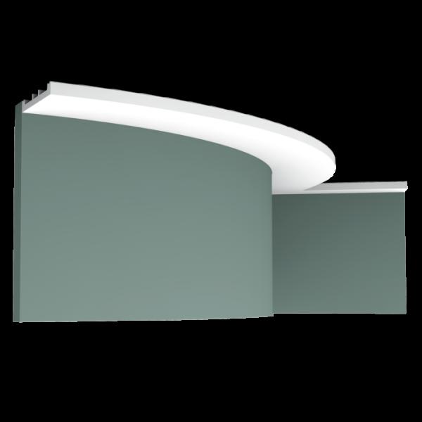 Stuckleiste SX163F Square ORAC DECOR