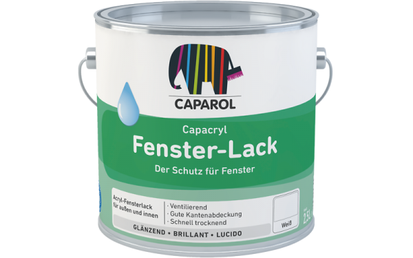 Capacryl Fenster-Lack