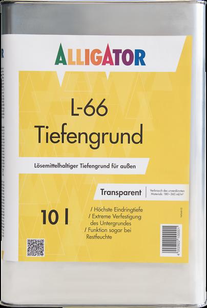 Alligator L-66 Tiefengrund