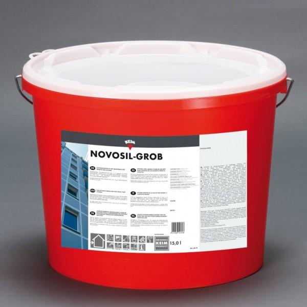 KEIM Novosil-Grob getönt