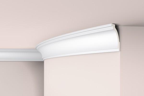 Stuckleiste Z16 Flex ARSTYL® flexible Deckenleiste