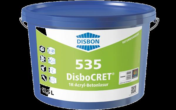 DisboCRET 515 1K-Acryl-Betonanstrich